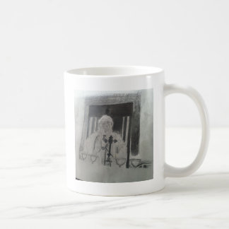 The Pope by Celebrity Ishah Laurah Guillen Wright Coffee Mug