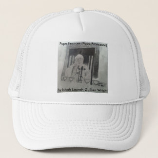 The Pope Hat by Ishah Laurah Guillen Wright