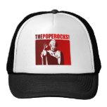 The Pope Rocks! Trucker Hat