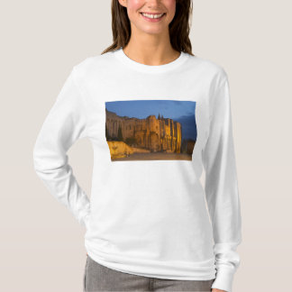 The Pope's Palace in Avignon at sunset. Built T-Shirt