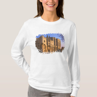 The Pope's Palace in Avignon with people T-Shirt