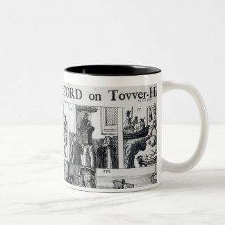 The Popish Damnable Two-Tone Coffee Mug