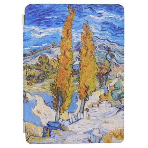 The Poplars at Saint-Rémy, Van Gogh iPad Air Cover