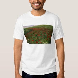 The Poppy Field, 1896 T-Shirt