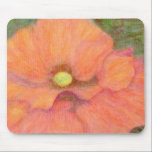 """The Poppy, Mousepad<br><div class=""""desc"""">Mousepad&#39;s image is based on my painting,  &quot;The Poppy&quot;.</div>"""