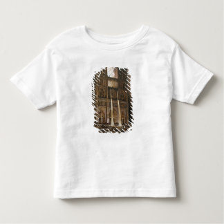 The Populace Besieging Notre-Dame T Shirt