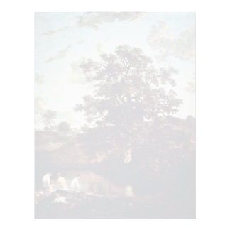 The Poringland Oak By Birth Name (Best Quality) Letterhead