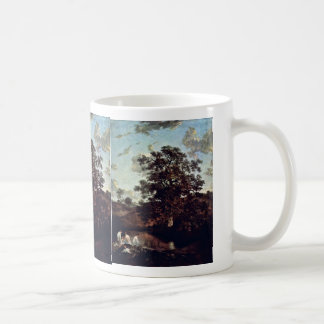 The Poringland Oak By Birth Name (Best Quality) Classic White Coffee Mug
