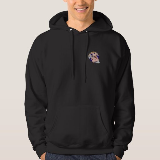 The Pork is with You Hoodie from J.R. Smokey's