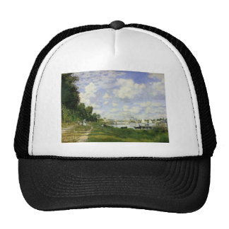 The Port at Argenteuil Trucker Hat