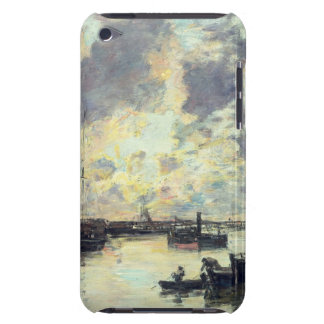 The Port, c.1895 (oil on panel) iPod Touch Case