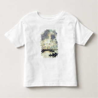 The Port, c.1895 (oil on panel) Toddler T-shirt