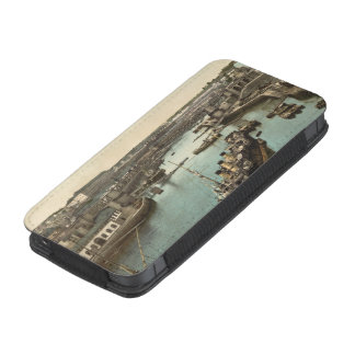 The Port Militaire, Brest, France iPhone 5 Pouch