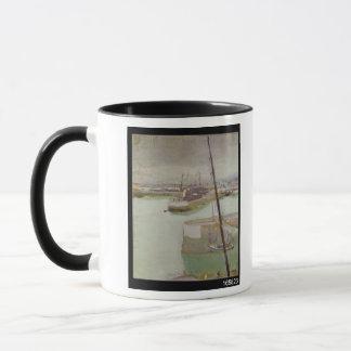 The Port of Honfleur, 1919 Mug