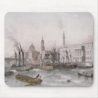 The Port of London Mouse Pad