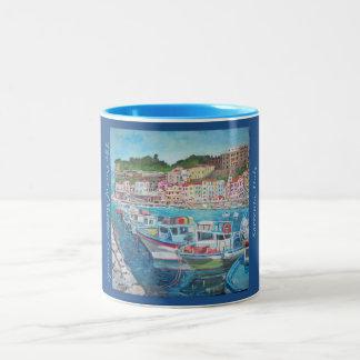 The Port of Marina Grande - Mug