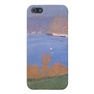 The Port of Marseille, 1901 iPhone SE/5/5s Cover