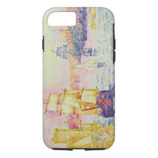 The Port of Marseilles, c.1909 (oil on canvas) iPhone 7 Case