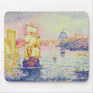 The Port of Marseilles, c.1909 (oil on canvas) Mouse Pad