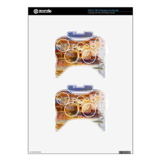 The Port of Martigues by Pierre-Auguste Renoir Xbox 360 Controller Decal