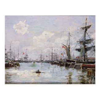 The Port Postcard