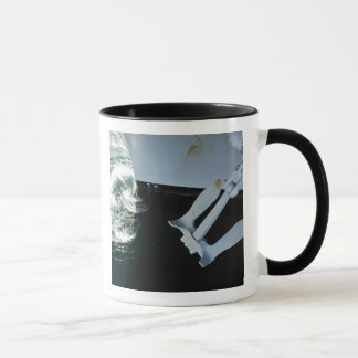 The port side Mark II Stockless Anchor Mug