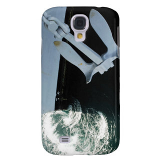 The port side Mark II Stockless Anchor Samsung Galaxy S4 Cover