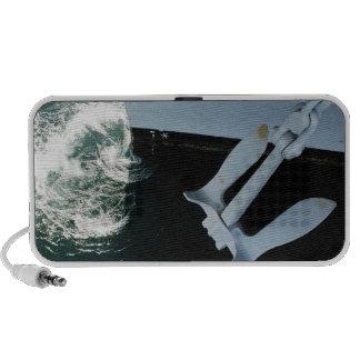 The port side Mark II Stockless Anchor Portable Speaker