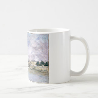 The Port, Trouville by Eugene Boudin Coffee Mug
