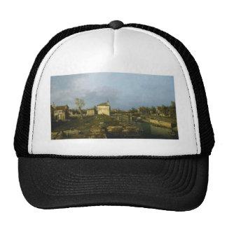 The Porta Portello, Padua By Canaletto Trucker Hat
