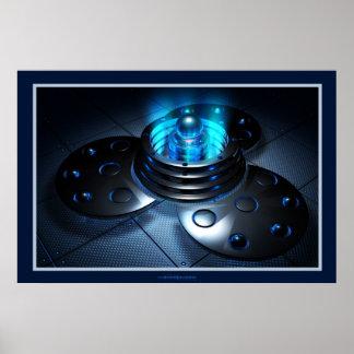 The Portable Reactor Print