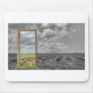 The portal for the crop circle artist. mouse pad