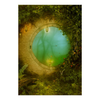 the portal poster