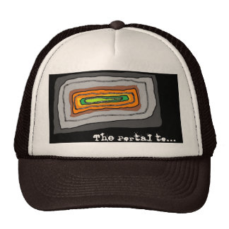 The Portal to... Trucker Hat