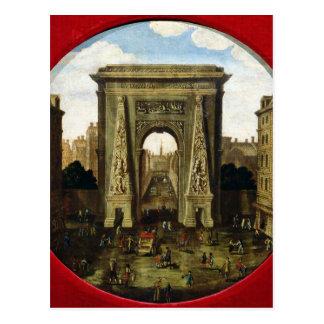 The Porte Saint-Denis Post Cards