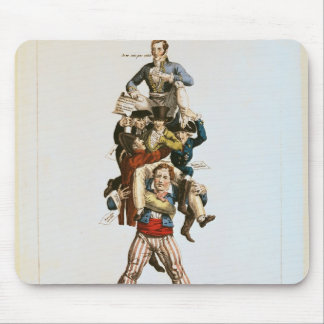The Porter or, The Imposing Burden, c.1820 Mouse Pad