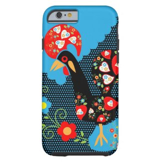 The Portuguese Rooster iPhone 6 Case