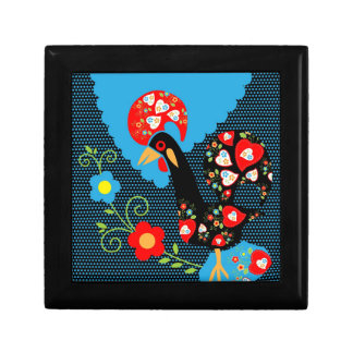 The Portuguese Rooster Keepsake Box