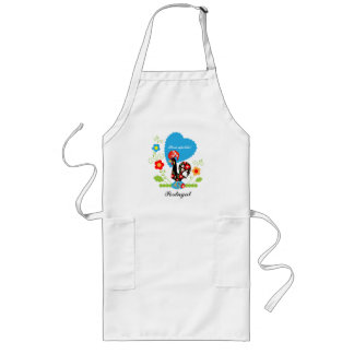 The Portuguese Rooster of Luck Long Apron