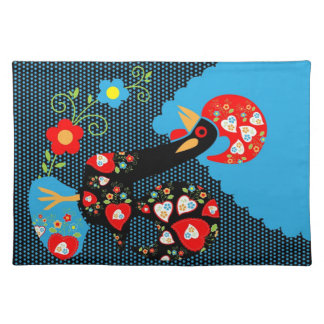 The Portuguese Rooster Place Mats