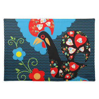 The Portuguese Rooster Placemats