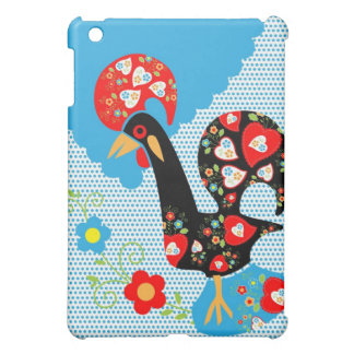 The Portuguese Rooster symbol Cover For The iPad Mini