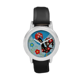 The Portuguese Rooster Symbol Wrist Watch