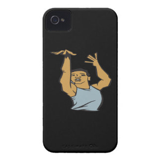 The Pose iPhone 4 Case