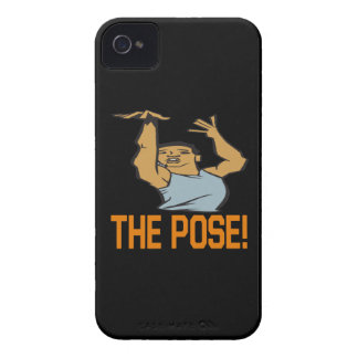The Pose iPhone 4 Cover