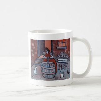 THE POSS TUB COFFEE MUG