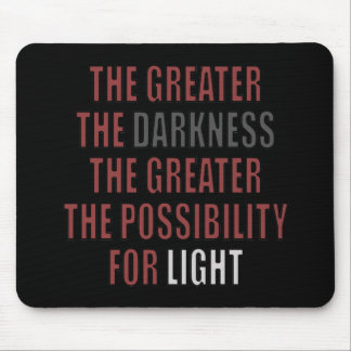 The Possibility for Light Mouse Pad