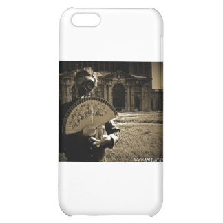 The Post-Apocalyptic Princess by April A Taylor iPhone 5C Cover