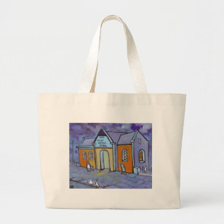 THE POST OFFICE 1934 LARGE TOTE BAG