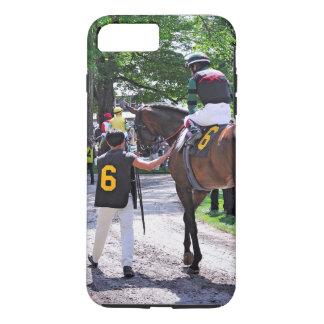 The Post Parade at Saratoga iPhone 8 Plus/7 Plus Case